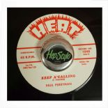 "45Re ✦PAUL PERRYMAN✦ ""Keep A'Calling / Look At My Baby"" 60s Uptempo R&B Rocker ♫"